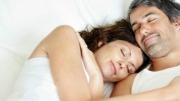 Sex positions for when you are tired