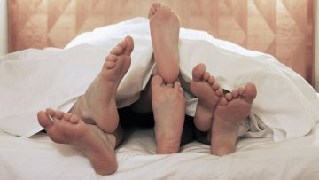 5 Sex Positions That Are Perfect For A Threesome