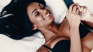 Sexy Goodnight Texts for Extra Sweet Dreams