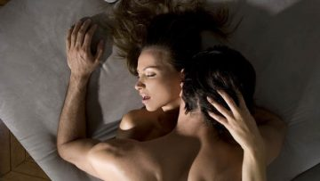 Five sex positions that burn the MOST calories in bed