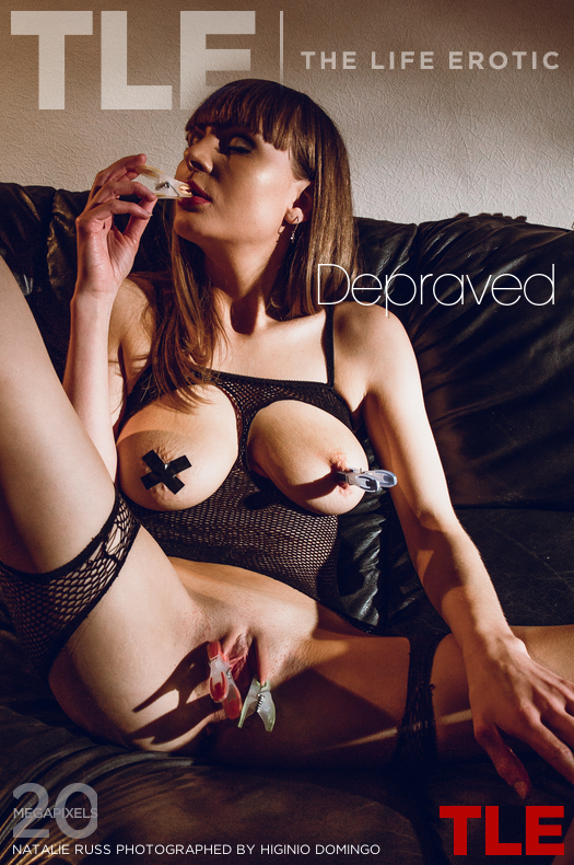 The Life Erotic - Natalie Russ in Depraved