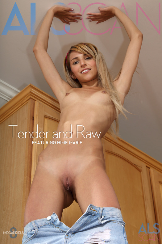 ALS Scan - Hime Marie in Tender and Raw