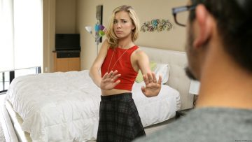 BadTeensPunished.com – Haley Reed: Promiscuous Coed Punished – S3:E10
