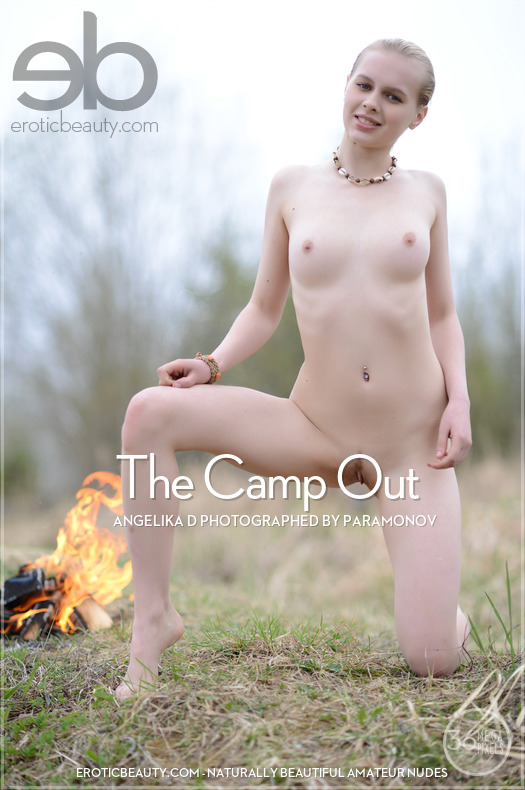 Erotic Beauty - Angelika D in The Camp Out