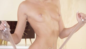 The Life Erotic – Katrin Tequila in Stockings 1