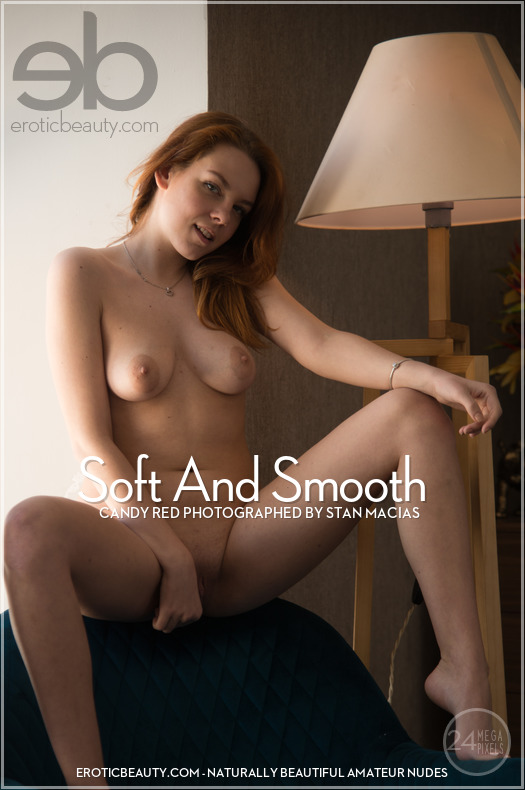 Erotic Beauty - Candy Red in Soft And Smooth