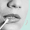 best at home sti tests woman holding q tip to her lip