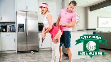 StepSiblingsCaught.com – Chloe Temple: Step Bro Gets A Hole In One – S16:E2