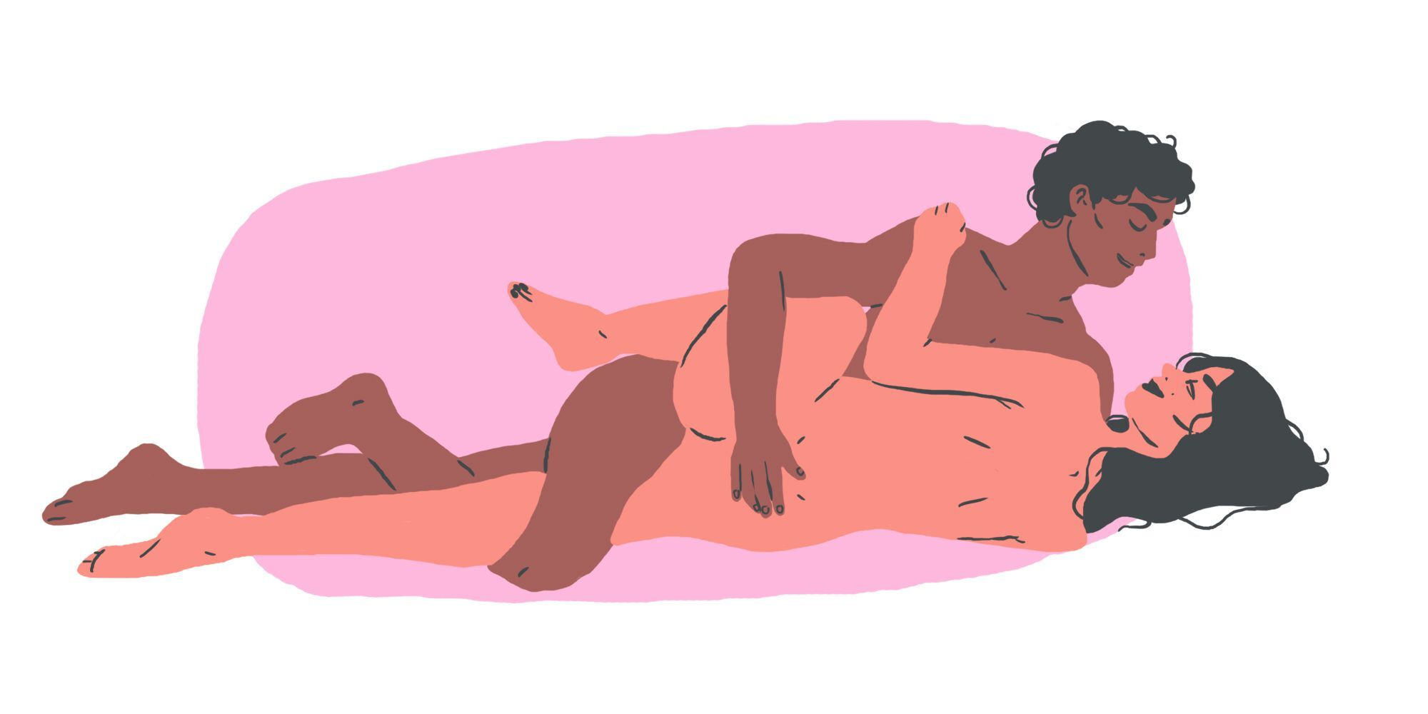 11 Sex Positions Pretty Much Guaranteed to Help You Orgasm