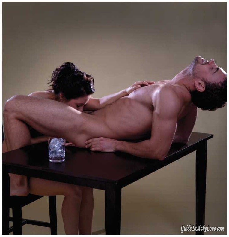 365 Sex Thrills Positions, Tricks and Techniques, chapter # 11: Chill Thrill