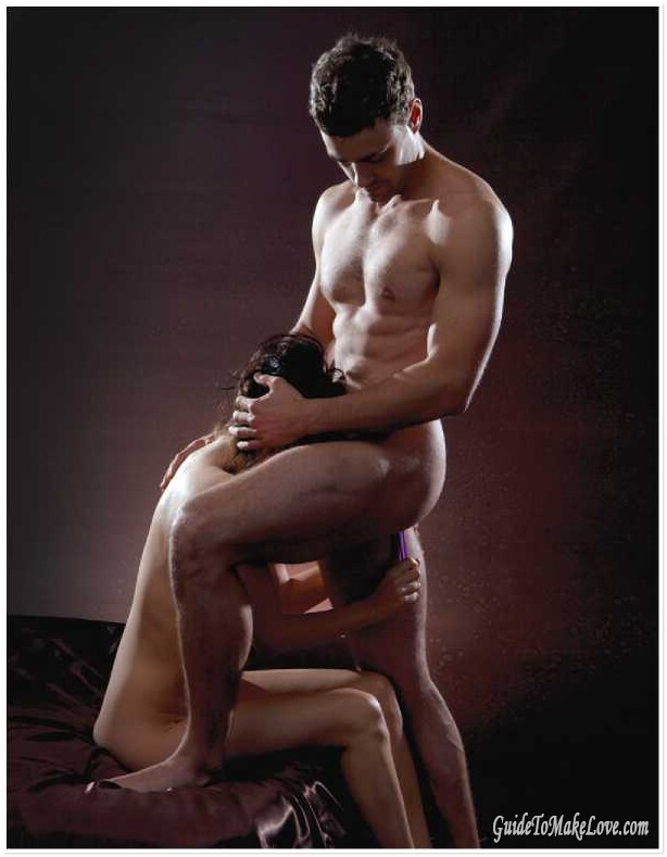 365 Sex Thrills Positions, Tricks and Techniques, chapter # 117: Keep Him On His Toes