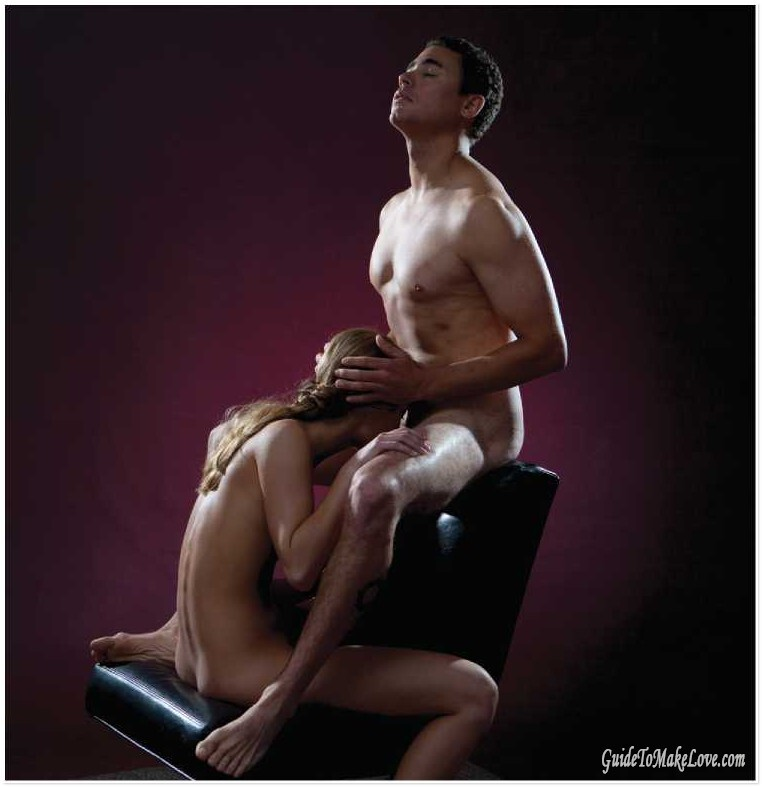 365 Sex Thrills Positions, Tricks and Techniques, chapter # 147: Blow The Man Down