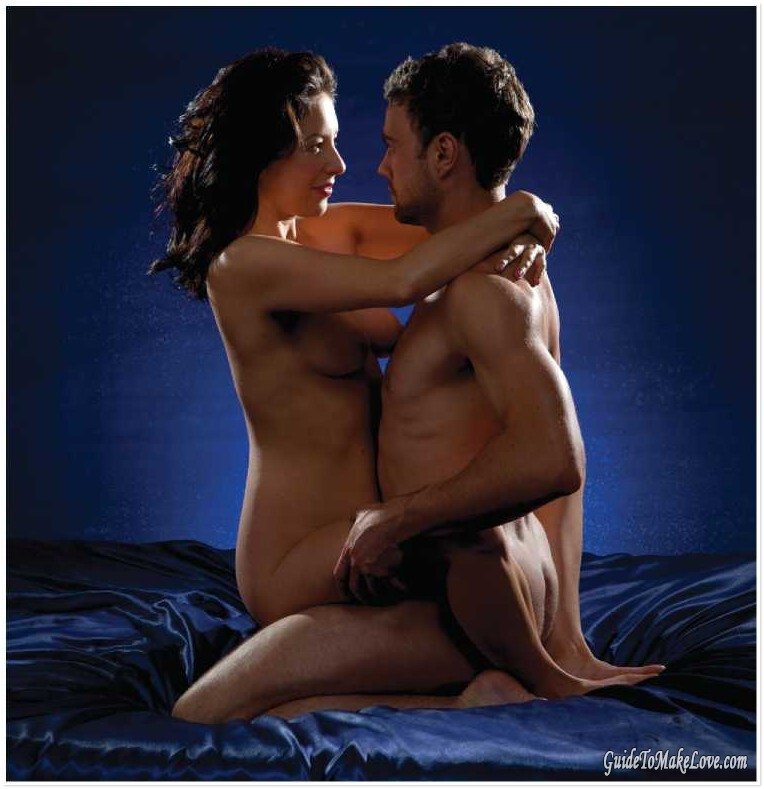 365 Sex Thrills Positions, Tricks and Techniques, chapter # 199: Cuddle Up