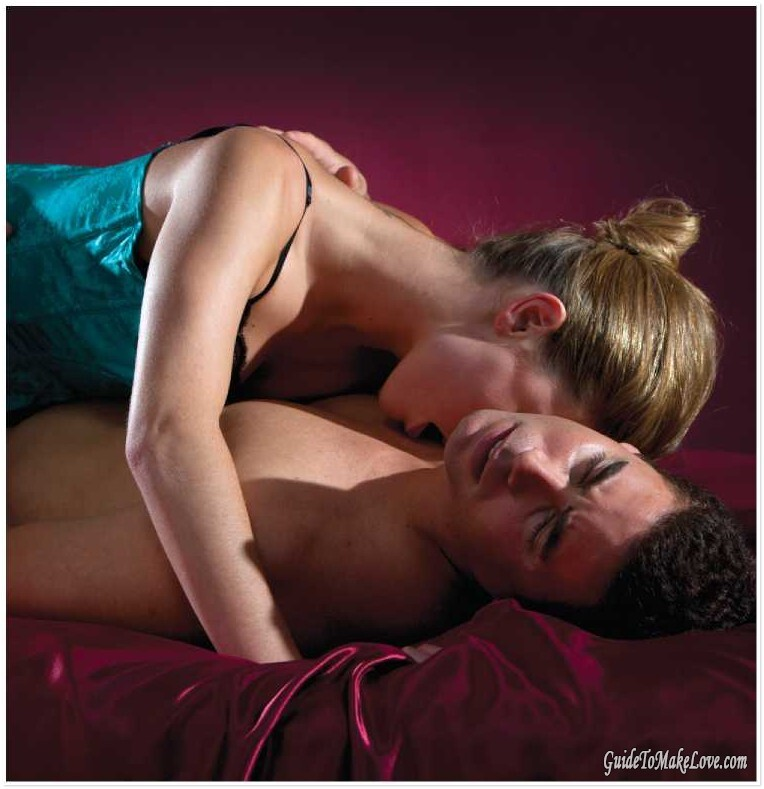 365 Sex Thrills Positions, Tricks and Techniques, chapter # 21: Love At First Bite