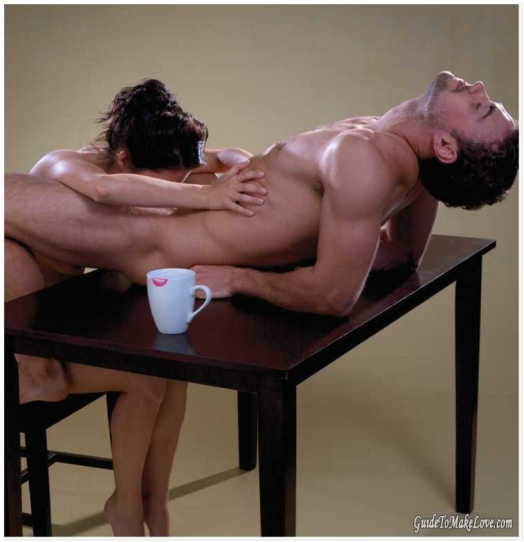365 Sex Thrills Positions, Tricks and Techniques, chapter # 210: Wake-up Call