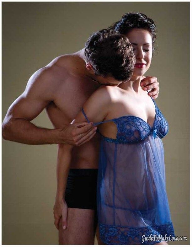 365 Sex Thrills Positions, Tricks and Techniques, chapter # 315: Soft Seduction