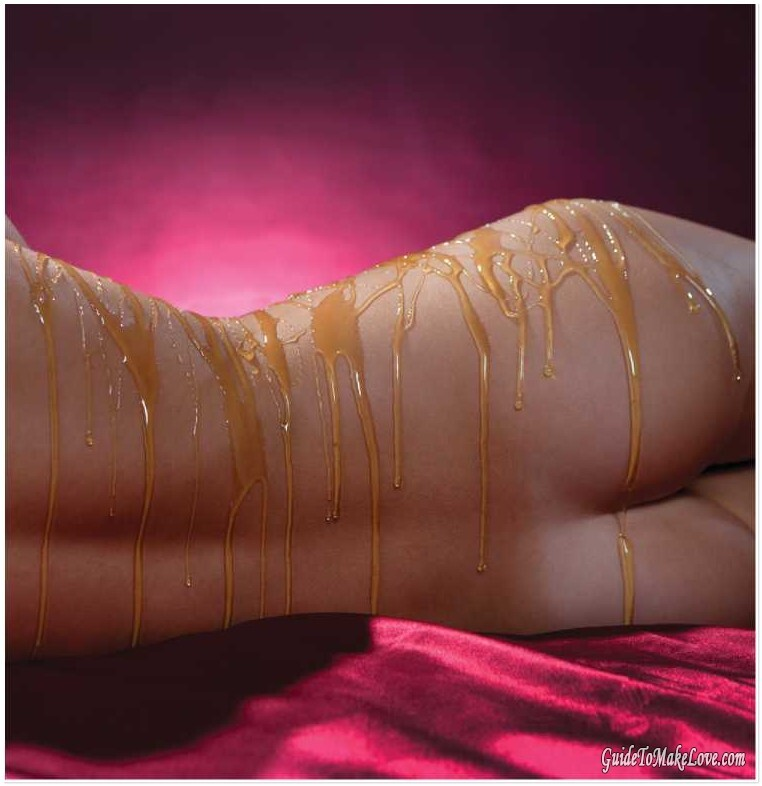 365 Sex Thrills Positions, Tricks and Techniques, chapter # 45: Honey Trap