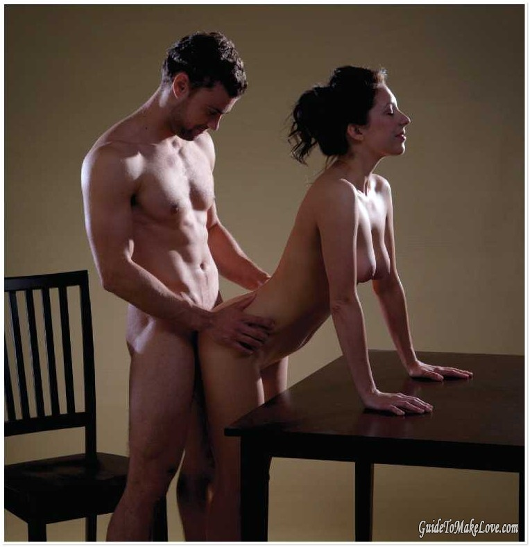 365 Sex Thrills Positions, Tricks and Techniques, chapter # 53: Cook's Choice