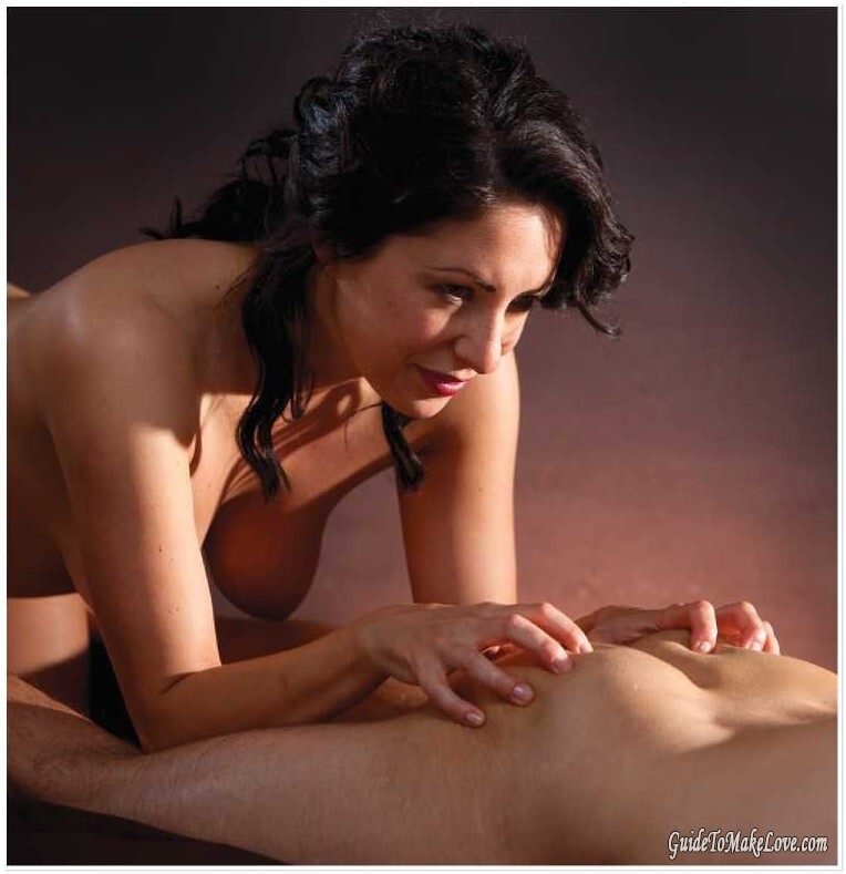 365 Sex Thrills Positions, Tricks and Techniques, chapter # 87: Nail Him
