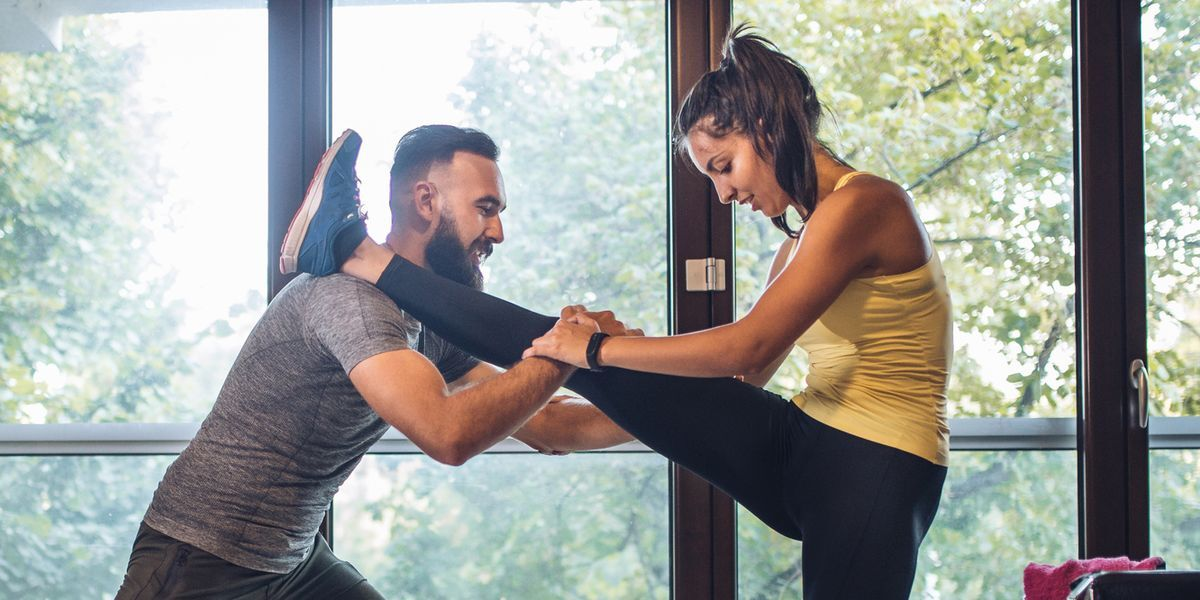4 Gym Sex Positions - How to Have Workout Sex