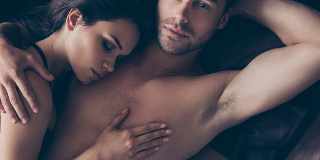 5 Golden Rules for Having Sex with Your Ex
