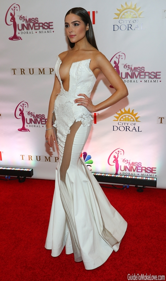 5 things we've learned about the jaw-droppingly sexy Olivia Culpo