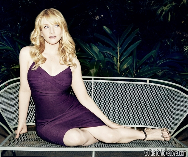 9 reasons why FHM cover star Melissa Rauch is the world's sexiest geek