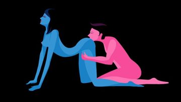 LELO Sex Position of the Week: Four on the Floor