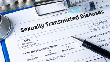 a clean bill of sexual health
