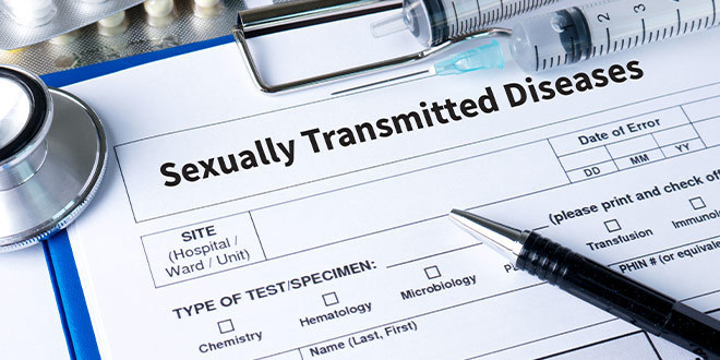 A Clean Bill of Sexual Health (is a Dirty Phrase!)