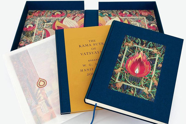 A new Kama Sutra book has been published – and it's VERY different to the original