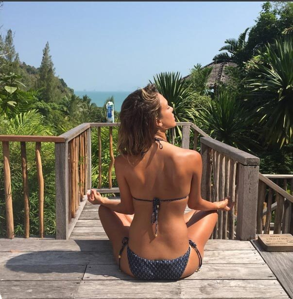 A supermodel's guide to finding yourself abroad (while still looking sexy in the process)
