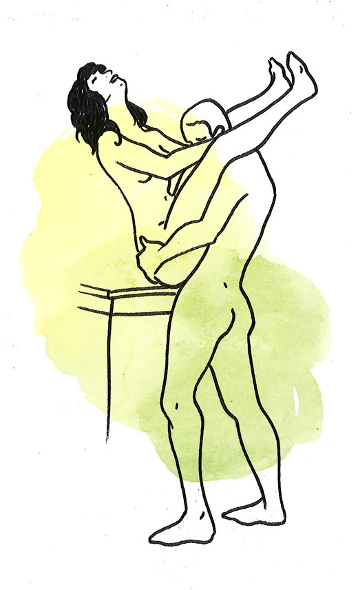 Add Spice To The Missionary Position