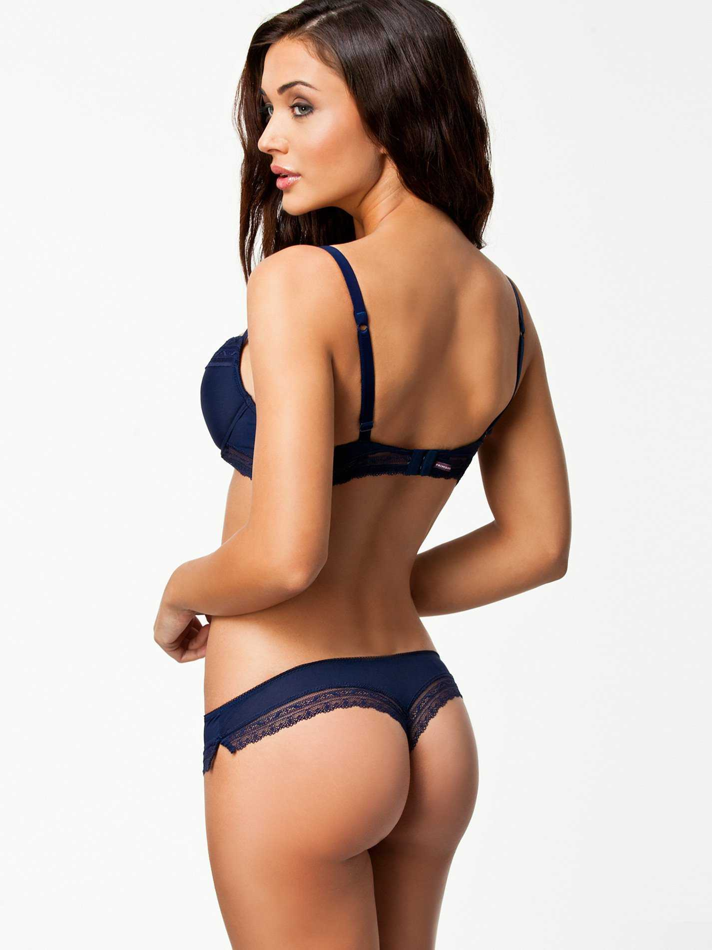 Amy Jackson in Nelly Swimwear and Lingerie Photoshoot