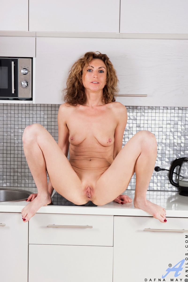 Anilos.com - Dafna May: Underneath Her Clothes