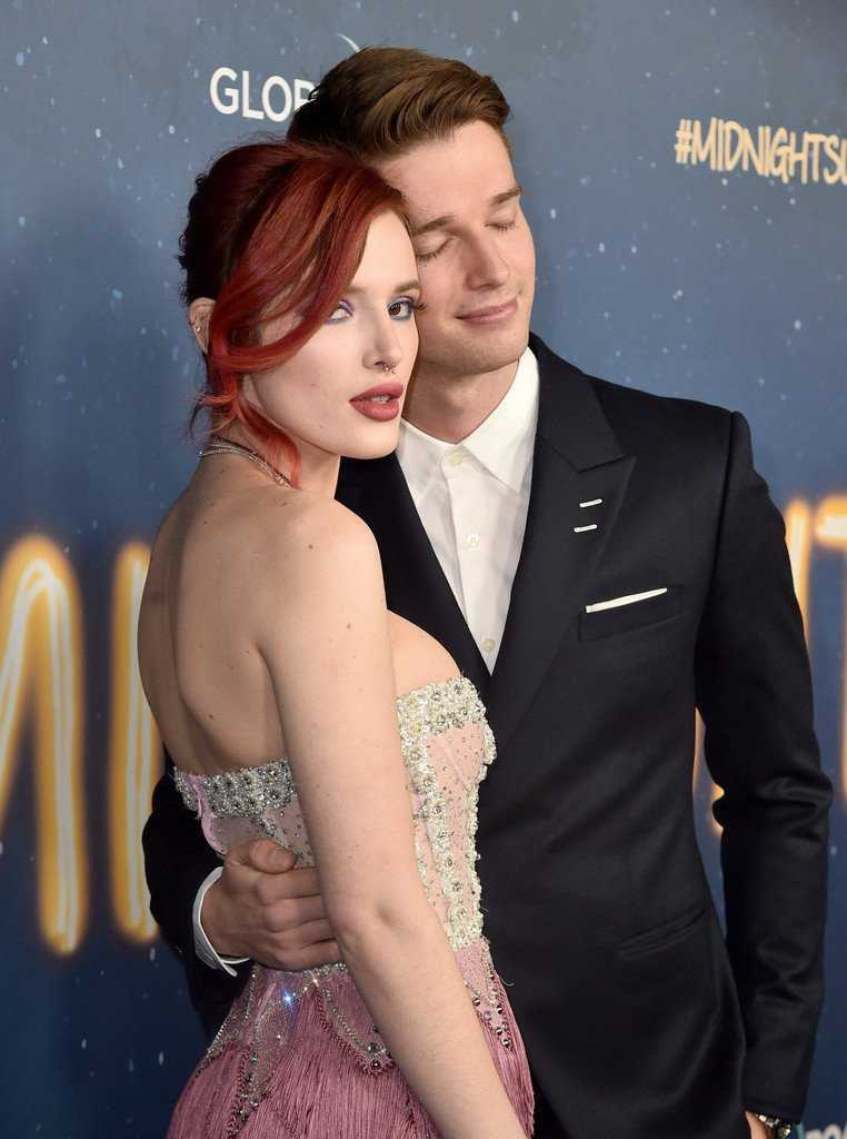 """Bella Thorne at the Premiere of """"Midnight Sun"""" in Hollywood"""