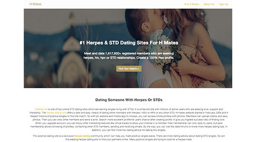 Best Dating Sites for People With Herpes