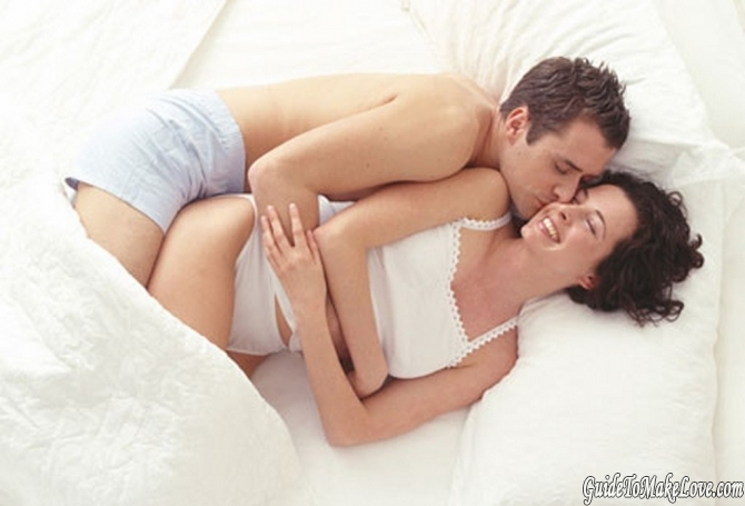 Best Sex Positions For Couples  Side