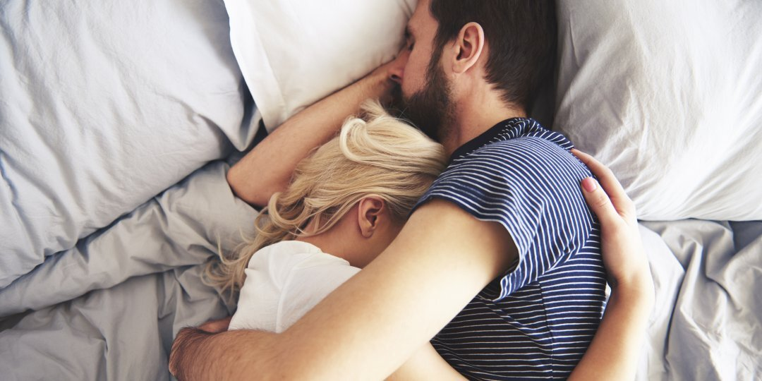Best Sleep Positions For Couples