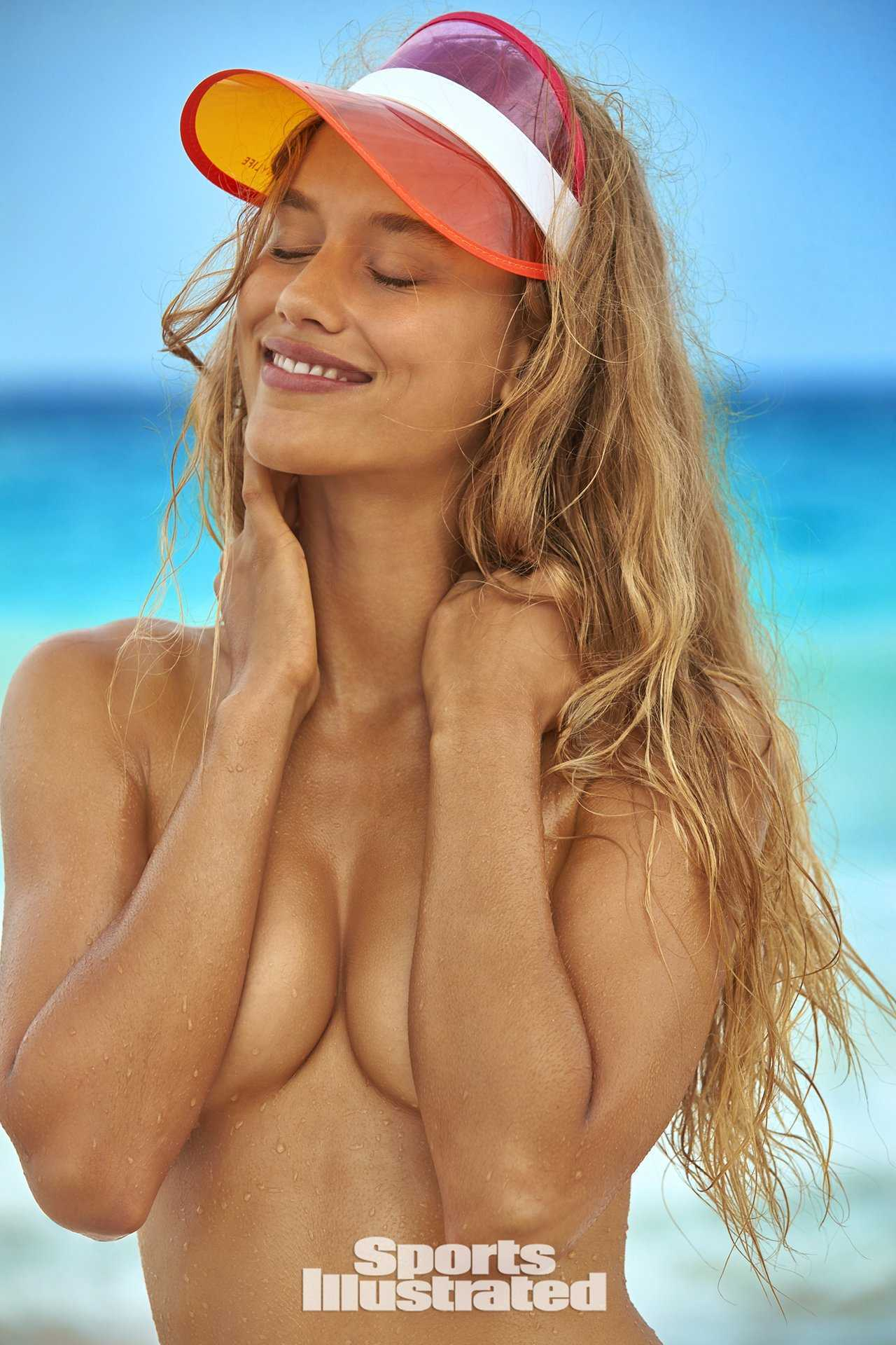 Chase Carter in Sports Illustrated Swimsuit Issue 2018