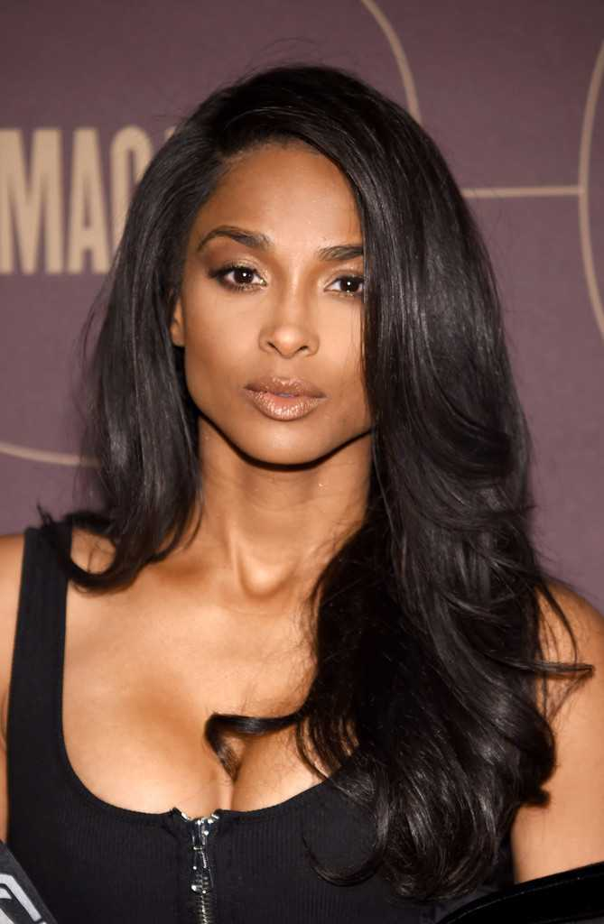 Ciara at Warner Music Group Hosts Pre-Grammy Celebration in NYC