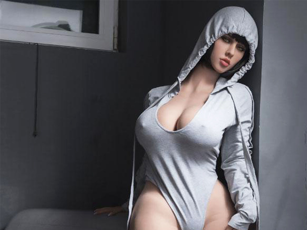 Could sex dolls replace your gf? (NSFW)