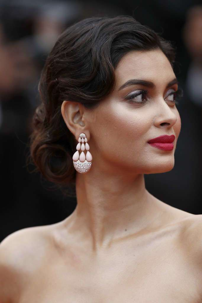 """Diana Penty at """"A Hidden Life"""" Screening, The 72nd Annual Cannes Film Festival"""