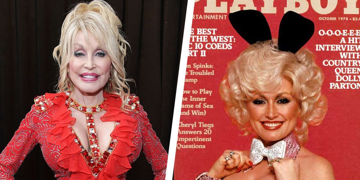 Dolly Parton Wants to Recreate Playboy Cover for 75th Birthday