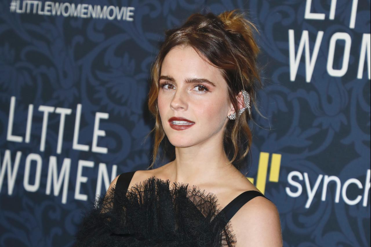 Emma Watson on the Lessons We Can All Learn From Kink Culture – SheKnows