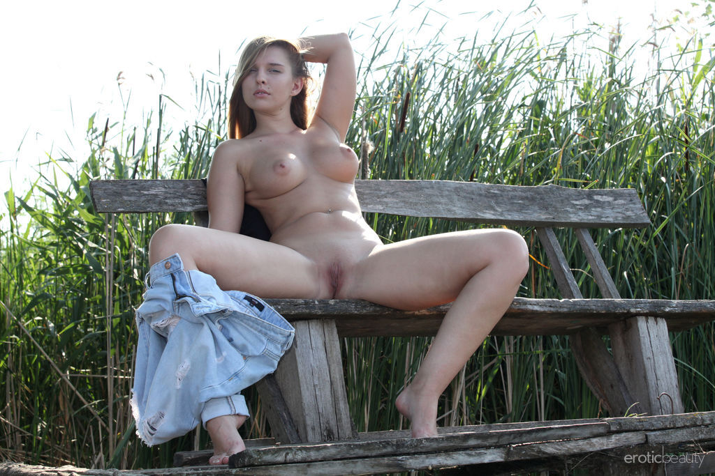 Erotic Beauty - Beverly A in Lounging Around
