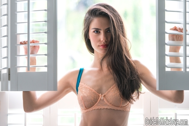 FHM Girlfriend Tamara is so sexy she'll send you into a trance until the end of time