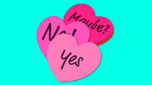 If You Haven't Made a Yes/No/Maybe Sex List, the Time Is Now
