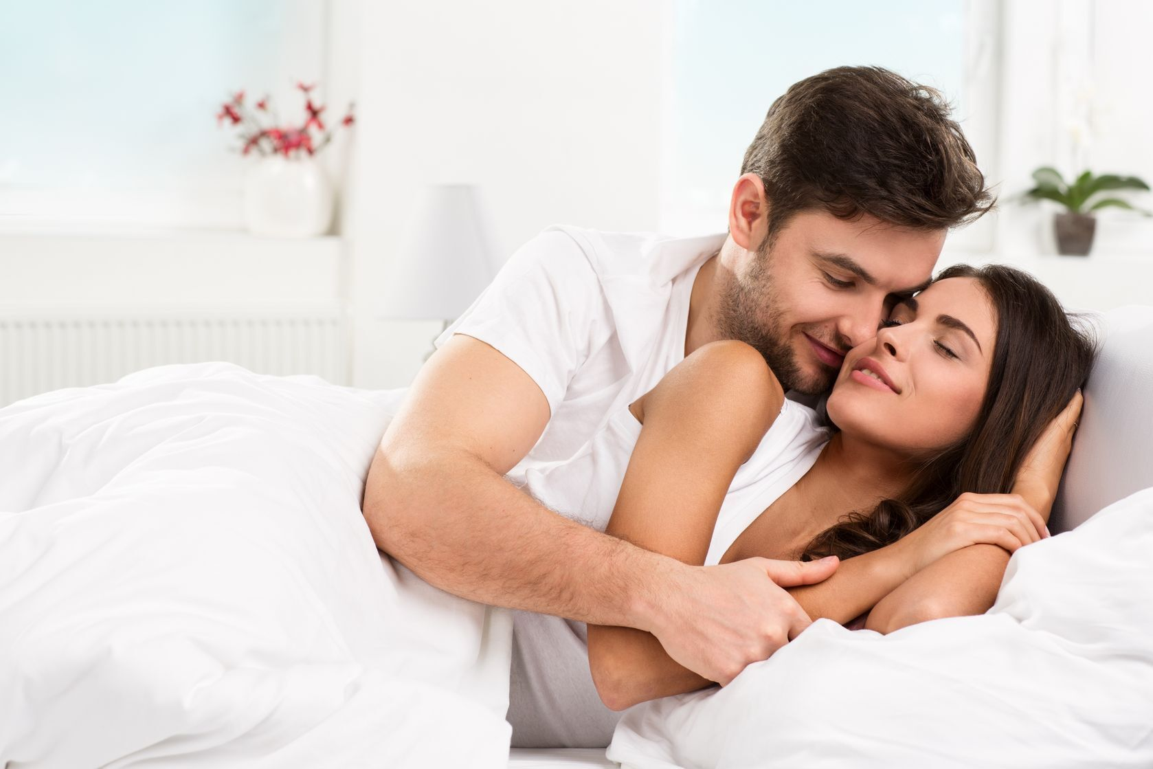 Ladies, 7 Signs He'll Be GOOD In Bed