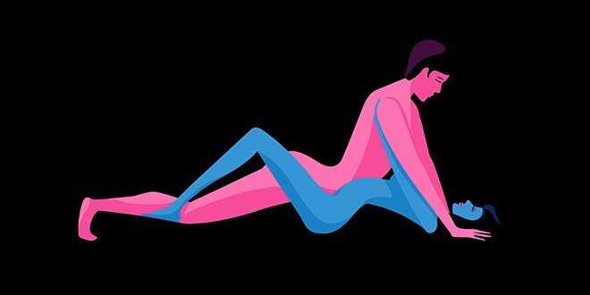 LELO Sex Position of the Week: The Diamond